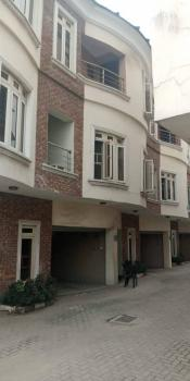 4 Bedroom Terrace with Bq, College of Technology, Yaba, Lagos, Terraced Duplex for Sale