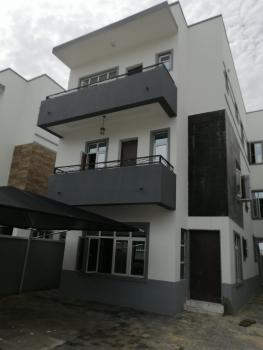 Luxury 4 Bedroom Detached Town House, Right Close to Ebano Market, Lekki Phase 1, Lekki, Lagos, Detached Duplex for Sale