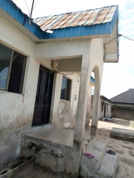 Sweet & Spacious 1 Room Self Contained, New Town Estate, Ogombo, Ajah, Lagos, Self Contained (single Rooms) for Rent