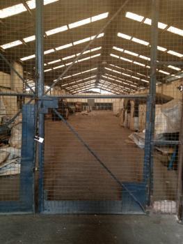 Large Bay Warehouse Also Good for Churches, Located at Ilupeju Between Oshodi Oke and Anthony Bus Stop, Ilupeju, Lagos, Warehouse for Sale