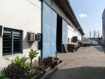 2 Bay Warehouses with Office Buildings, Akilo Street, Ogba, Ikeja, Lagos, Warehouse for Sale