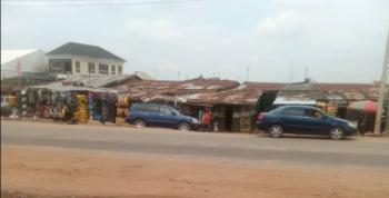 Land with Shops for Shopping Complex, Old Abeokuta Motor Road, Mongoro Bus Stop, Agege, Lagos, Commercial Land for Sale