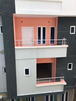 Newly Built Lovely 3 Bedrooms Apartment and a Bq, Close to Orchid Hotel, Ikota, Lekki, Lagos, Flat for Rent