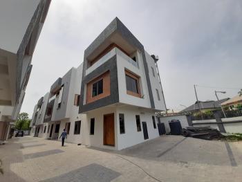 Luxury 5 Bedroom Terraced House, Lekki Phase 1, Lekki, Lagos, Terraced Duplex for Sale
