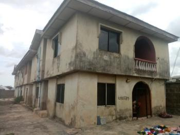 Building Consists of Four Numbers of Three Bedroom, Igando, Akesan, Alimosho, Lagos, Block of Flats for Sale