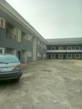 Executive Newly Built 2 Bedroom Flat, Fagba Bus Stop, Ogba, Ikeja, Lagos, Flat for Rent