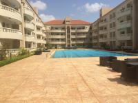 Waterfront Serviced 4 Bedroom Apartment + Pool & Jetty, Banana Island, Ikoyi, Lagos, Flat for Rent