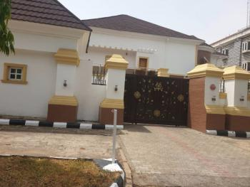 Luxury Furnished 7 Bedrooms Mansionate with 3 Rooms Bq, Off Nelson Mandela Street, Asokoro District, Abuja, Detached Duplex for Sale