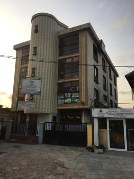 Three Storey Commercial Property, Barracks, Surulere, Lagos, Office Space for Sale