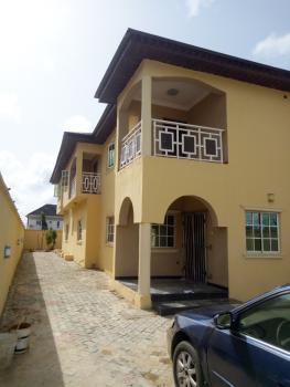 Well Built 3 Bedroom Duplex, Lakowe Lakes and County Estate, Lakowe, Ibeju Lekki, Lagos, Flat for Rent