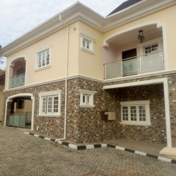 a Brand New and Well Finished 5 Bedroom Fully Detached Duplex, By Idu, Institution and Research, Abuja, Detached Duplex for Rent