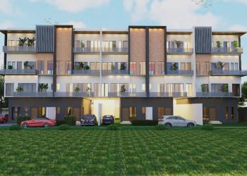 Super Luxury Terrace, Odudu Eleyiwo, Oniru, Victoria Island (vi), Lagos, Terraced Duplex for Sale
