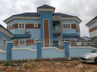 House, Prime Estate No 19 U.f Ahmed Close, Games Village, Kaura, Abuja, Detached Duplex for Sale