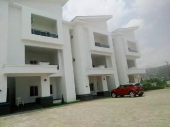 Brand New Luxury 4 Bedroom Terrace with Attached Bq, Katampe Extension, Katampe, Abuja, Terraced Duplex for Rent