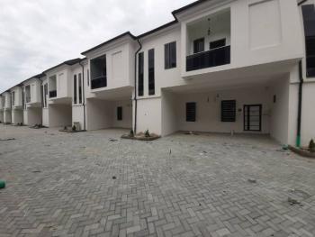 Luxury 4 Bedroom Terrace Duplex, Jst By Chevron Toll Gate, Lekki Phase 2, Lekki, Lagos, Terraced Duplex for Rent