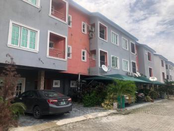 Fully Serviced 5 Bedroom Terrace Duplex with Bq, Paradise Estate Opposite Ebano on Chevron Drive., Lekki, Lagos, Terraced Duplex for Rent