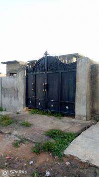 Building of 4 Units of 3 Bedroom Flat on a Plot of Land, Aina Ajayi Estate,  Ekoro, Abule Egba, Agege, Lagos, Detached Bungalow for Sale