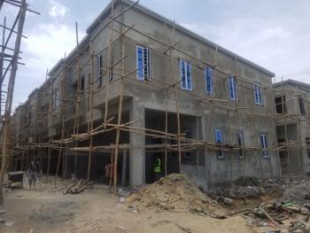 Luxury 4 Bedroom Terrace Duplex with 18 Months Payment Plan, Between Chevron and Vgc, Just After Chevron Toll Gate., Lekki, Lagos, Terraced Duplex for Sale