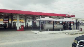 Functioning Mega Petrol Filling Station, Lekki Phase 1, Lekki, Lagos, Filling Station for Sale