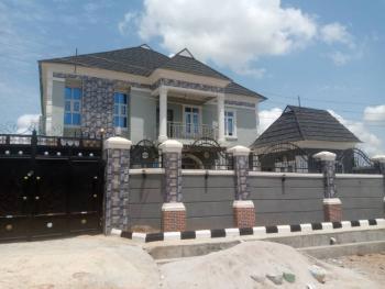 Executive 5 Bedroom Detached Duplex+ 2 Bedroom Bq, Amikanle Bus Stop, Ait Road, Kola Alagbado, Meiran, Agege, Lagos, Detached Duplex for Sale