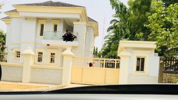 an Excellent Well Finished 5 Bedroom Duplex with 2 Rooms Guest Chalet, Main, Asokoro District, Abuja, Detached Duplex for Rent