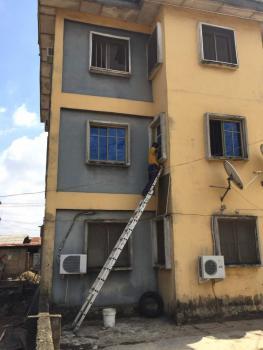 Renovated 3 Bedroom Apartment, Lsdpc Low Cost Housing Estate, Agege-pen Cinema, Ijaiye, Lagos, Flat for Sale