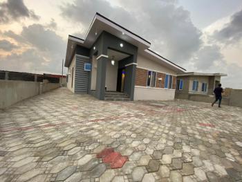 Off Plan 3 Bedroom Detached Bungalow in a Gated Estate, Vantage Court Estate, Bogije, Ibeju Lekki, Lagos, Detached Bungalow for Sale