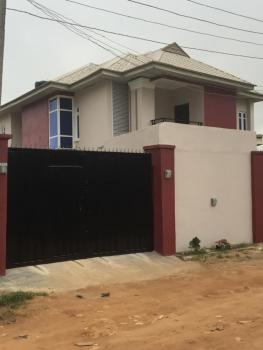 C of O 5 Bedroom Duplex Separated By a Fence with a Maid Room at The Back, Ogolonto, Ikorodu, Lagos, Detached Duplex for Sale