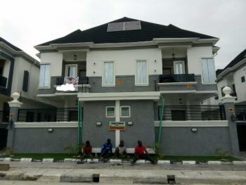 4 Bedroom Semi Detached Duplex with Bq, By Chevron Drive, Agungi, Lekki, Lagos, Semi-detached Duplex for Sale