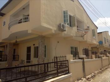 Luxury 4 Bedrooms Terraced House, Lekki Gardens Estate Phase 2 By Abraham Adesanya, Ajiwe, Ajah, Lagos, Terraced Duplex for Sale