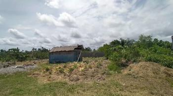 50 Plots of Dry, Fenced and Gated Land, Abijo, Lekki, Lagos, Residential Land for Sale