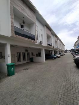Serviced 4 Bedroom Terrace Duplex, Off Orchid Hotel Road, Lafiaji, Lekki, Lagos, Terraced Duplex for Rent