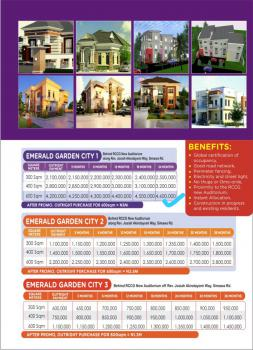 Promo Is Here Again for 100% Dry Land, Asese, Ibafo, Ogun, Mixed-use Land for Sale
