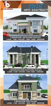 Hill Top Land, Apo, Abuja, Residential Land for Sale
