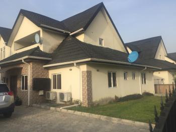 5 Bedroom Semi-detached House with a Room Bq, Sangotedo, Ajah, Lagos, Semi-detached Duplex for Rent
