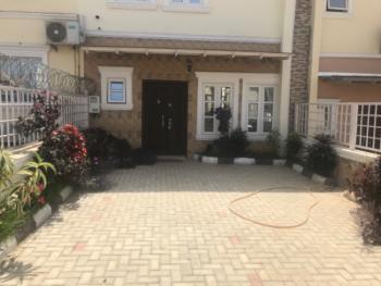 Luxury 3 Bedrooms Duplex with Bq, Naf Valley Estate, Asokoro District, Abuja, Terraced Duplex for Sale