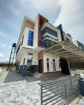 Lovely 4 Bedroom Duplex with Bq, Orchid, Lafiaji, Lekki, Lagos, Semi-detached Duplex for Sale