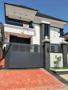 Brand New 4 Bedroom Fully Detached with Bq, Osapa, Lekki, Lagos, Flat for Rent