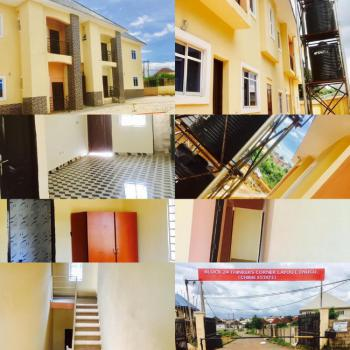 This Newly Beautiful 4 Flats of 3 Bedroom Is Up for Grab, Chime Estate (24 Thinkers Corner Layout), Thinkers Corner, Enugu, Enugu, Block of Flats for Sale
