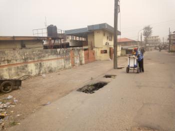 Fenced Land + Redevelopmental Structure, Adebambo Street, Off Ikorodu Road, By  Falemi House, Obanikoro Estate, Obanikoro, Shomolu, Lagos, House Joint Venture