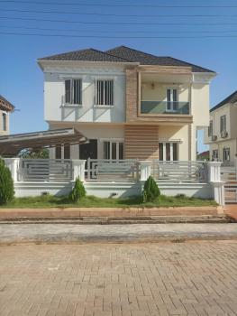 Exquisite 5 Bedroom Fully Detached Duplex and Bq, Pearls Garden, Monastery Road, Beside Shoprite Also Called Novare Mall, Sangotedo, Ajah, Lagos, Detached Duplex for Sale