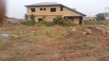 Uncompleted 4 Bedroom Duplex, Ibadan, Oyo, Detached Duplex for Sale