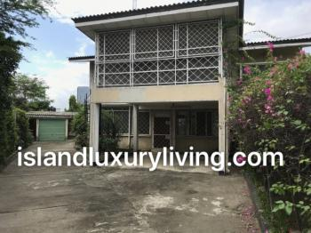 Fully Detached House with 2 Rooms Bq, Off Kofo Abayomi, Victoria Island (vi), Lagos, Detached Duplex for Sale