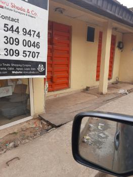 Lock Up Shop, 32 Ondo Str Okeira, Ogba, Ikeja, Lagos, Shop for Rent
