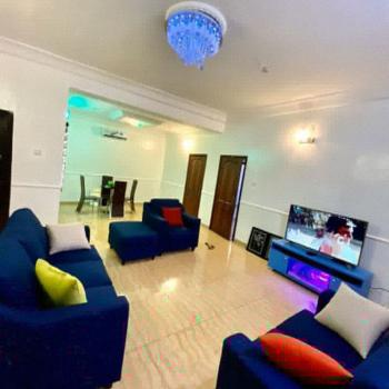 3 Bedroom Furnished and Serviced Apartment, Ajao Estate, 5 Minutes Drive From Airport, Ikeja, Lagos, Flat for Rent