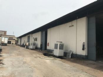 Warehouse on 6350sqm Plot of Land, Ladipo, Mushin, Lagos, Warehouse for Sale