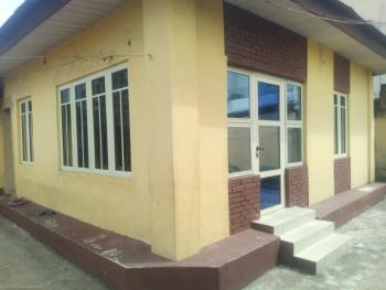 Unique 2 Bedroom Office Space Bungalow, Sabo, Yaba, Lagos, Flat for Rent
