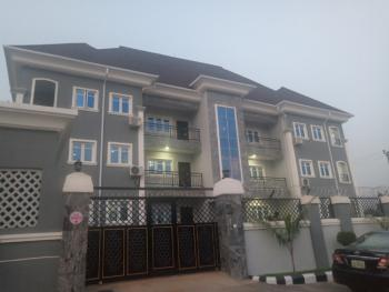 New and Well Finished 3 Bedroom Serviced Flat, Plot 603, Close to Aduvie School., Jahi, Abuja, Flat for Rent
