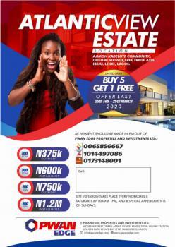Land, Ajimoh, Atlantic View, Mafogunde, Ibeju Lekki, Lagos, Mixed-use Land for Sale