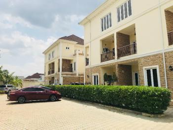 Nicely Finished 5 Units of 5 Bedroom Terrace Duplex with Swimming Pool, Diplomatic Drive, Katampe Extension, Katampe, Abuja, House for Rent